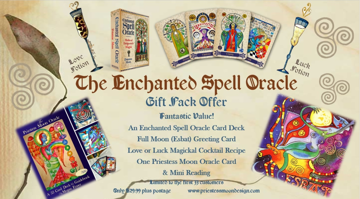 Gift Offer: Enchanted Spell Oracle