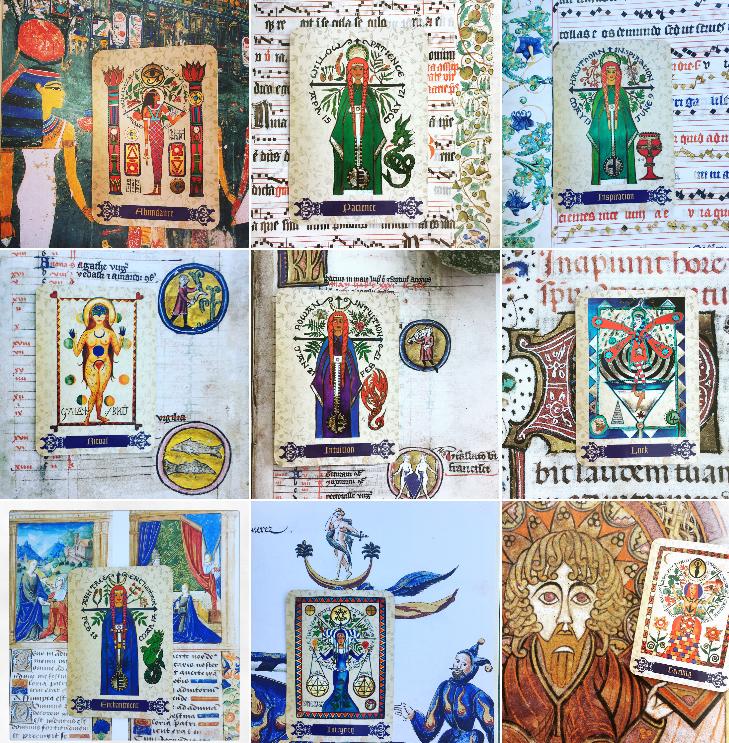 Medieval Spell Oracle
