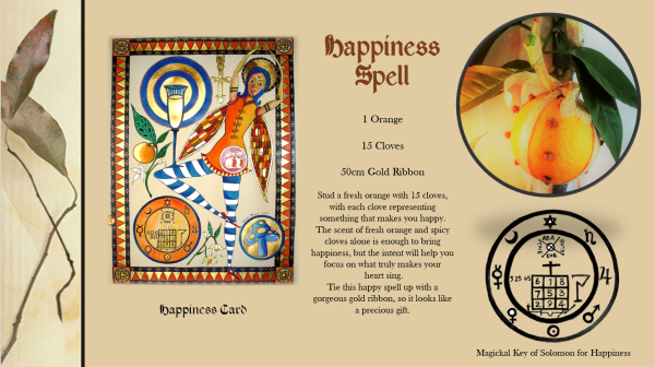 enchanted spell oracle – Priestess Moon